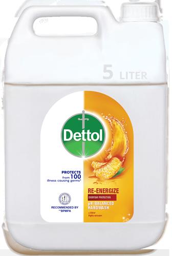 Dettol Liquid Soap - Re-Energize