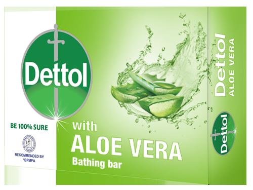 Dettol Soap Aloe Vera