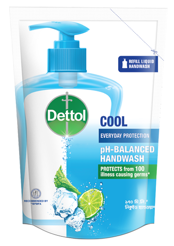 Dettol Liquid Soap - Cool