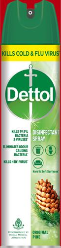 Dettol Disinfectant Spray- Original Pine