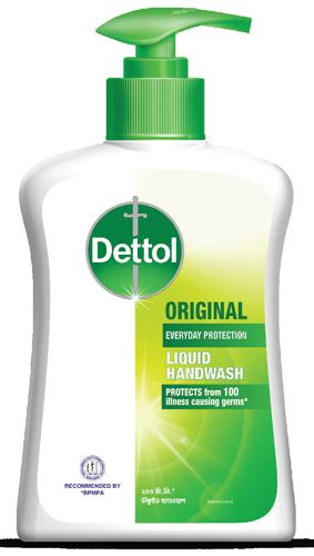 Dettol Liquid Soap - Original
